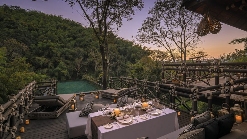 Four Seasons Private Jet 2021 - Four Seasons Tented Camp GoldenTriangle, Thailand