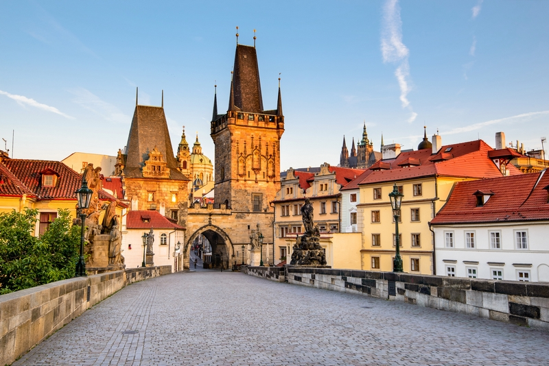 Four Seasons Private Jet 2021 - Prague