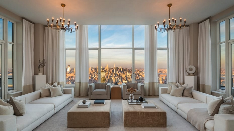 Four Seasons Private Residences - New York Downtown