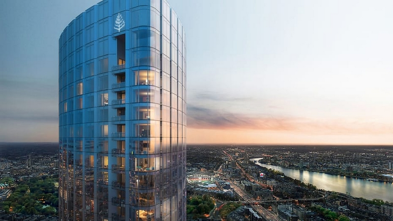 Four Seasons Private Residences One Dalton Boston
