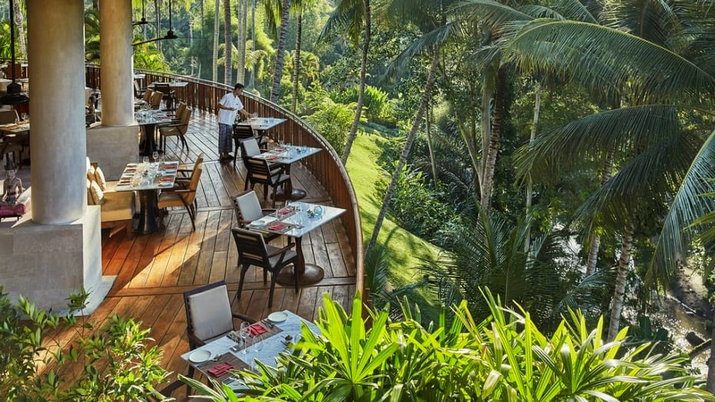 Four Seasons Resort Bali at Sayan-dining