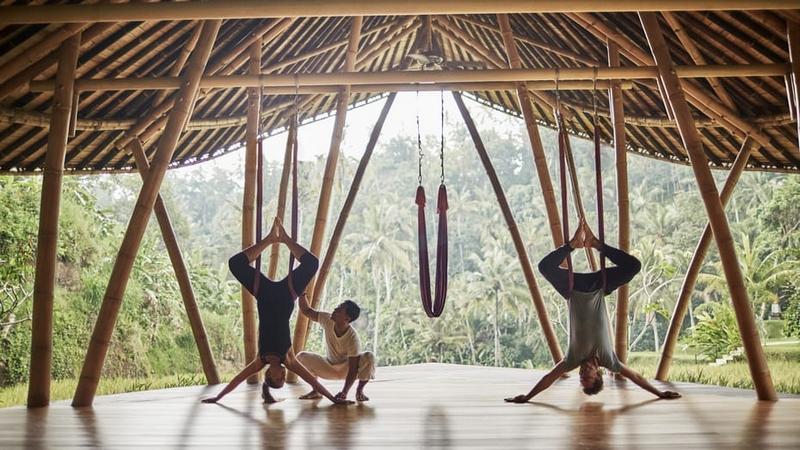 Four Seasons Resort Bali at Sayan-spa
