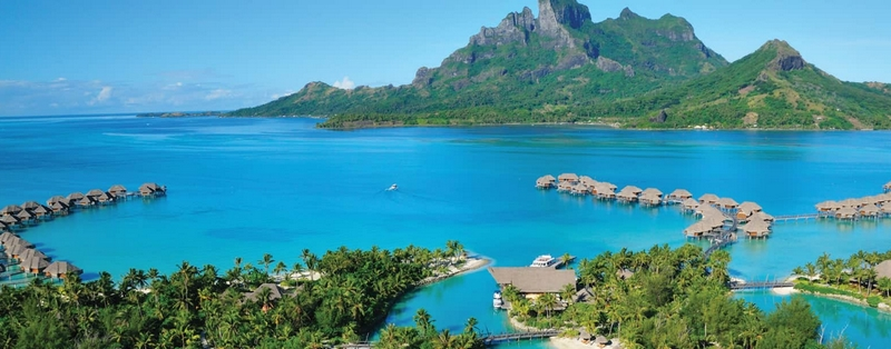 Four Seasons Resort Bora Bora - 01