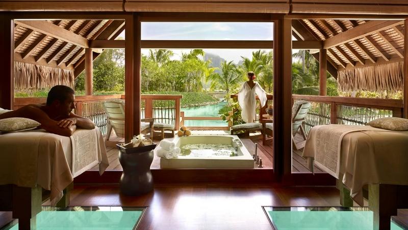 Four Seasons Resort Bora Bora - 04