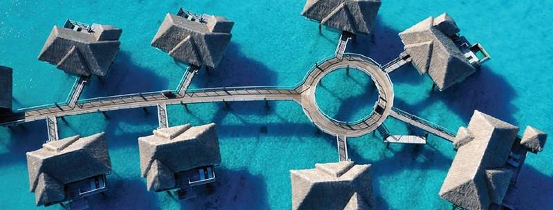Four Seasons Resort Bora Bora - 50th Anniversary Of The Overwater Bungalow