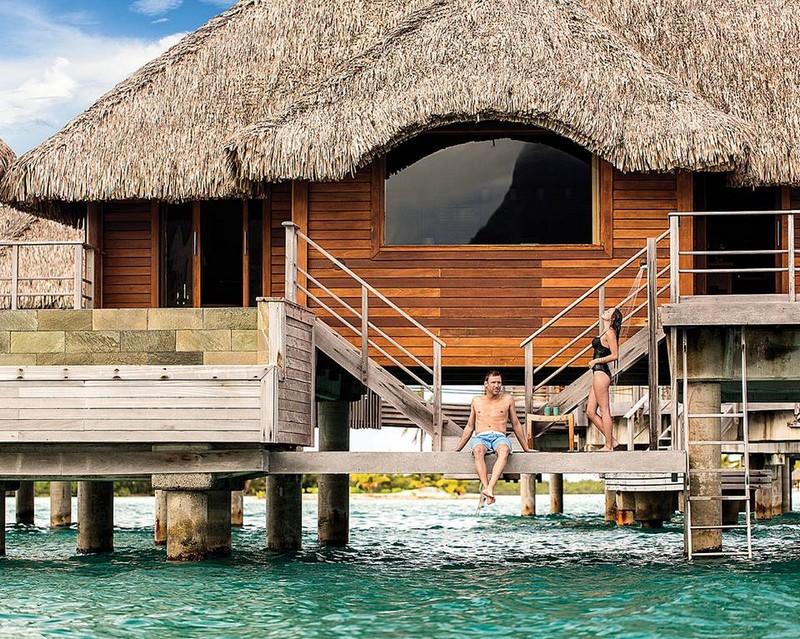 Four Seasons Resort Bora Bora Celebrates The 50th Anniversary Of The Overwater Bungalow-