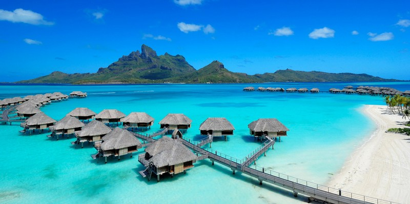 Four Seasons Resort Bora Bora Celebrates The 50th Anniversary Of The Overwater Bungalow