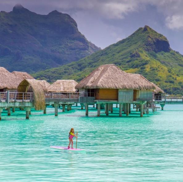 Four Seasons Resort Bora Bora - The 50th Anniversary Of The Overwater Bungalow