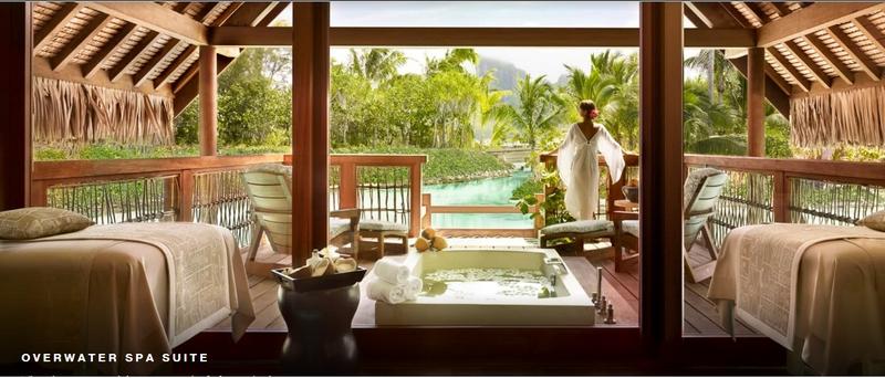 Four Seasons Resort Bora Bora - The Spa