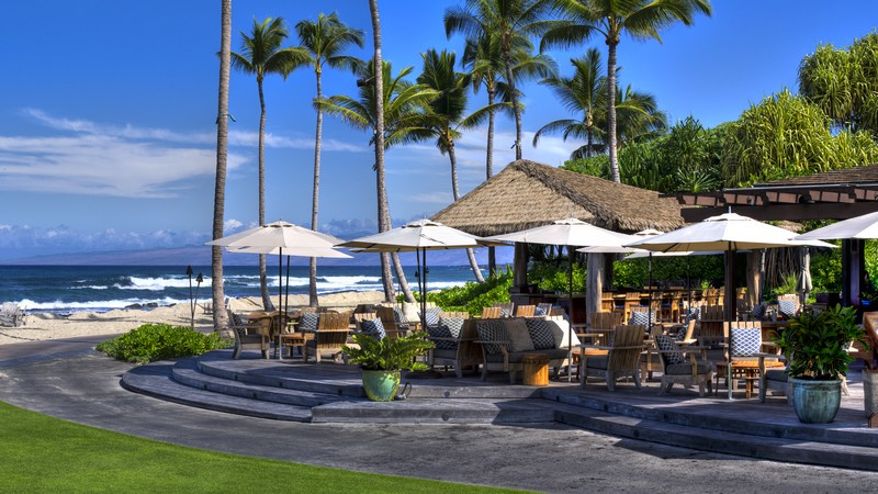 Four Seasons Resort Hualalai recognised the top resort in the United States-2017-