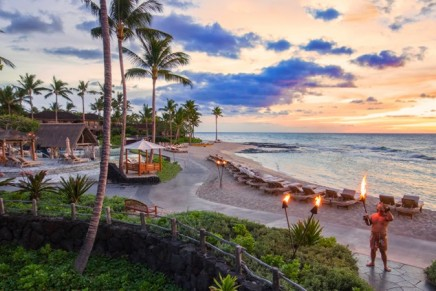 Four Seasons Resort Hualalai recognised as top resort in the United States