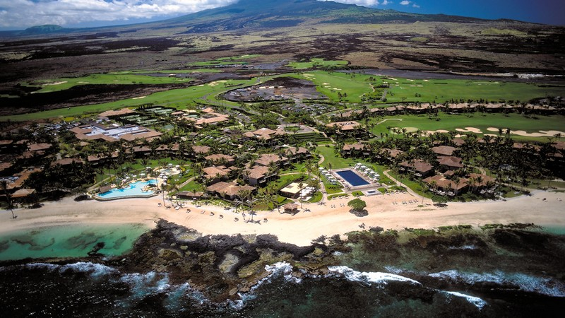 Four Seasons Resort Hualalai recognised the top resort in the United States