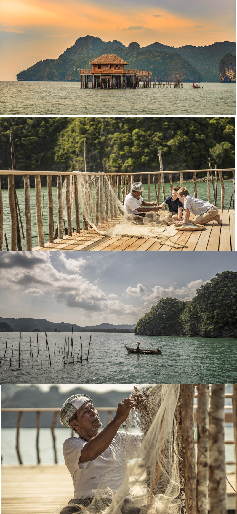 Four Seasons Resort Langkawi unveiled its traditional fish house-2019-