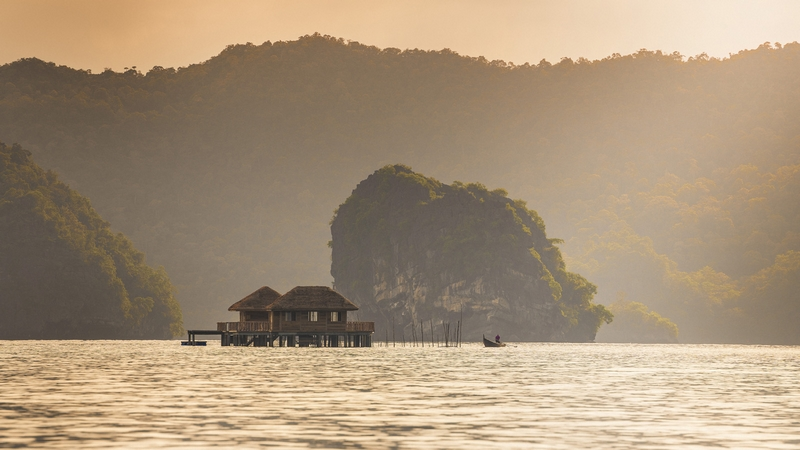 Four Seasons Resort Langkawi unveiled its traditional fish house-2019