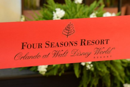 Nine-bedroom suite, on-site theme park, and a five-acre water park unveiled at the new Four Seasons at Walt Disney World Florida