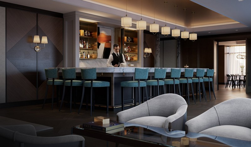 Four Seasons San Francisco Private Residences 2020-bar and lounges