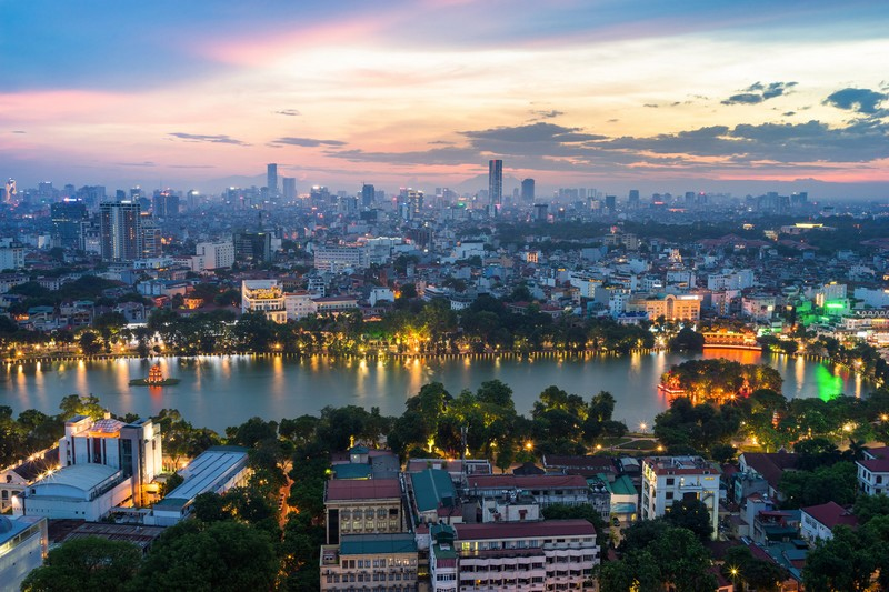 Four Seasons and BRG Group Announce Plans to Open Luxury Hotel in Hanoi, Vietnam