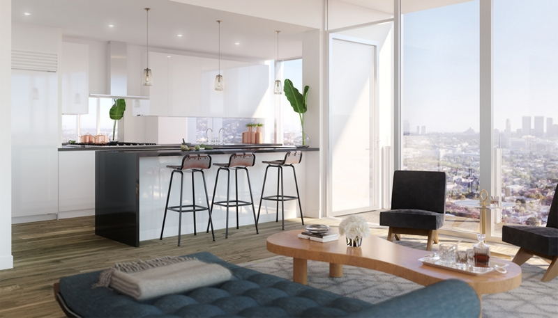 Four Seasons to Debut First-Ever Private Residences in Los Angeles at Gateway to Beverly Hills-