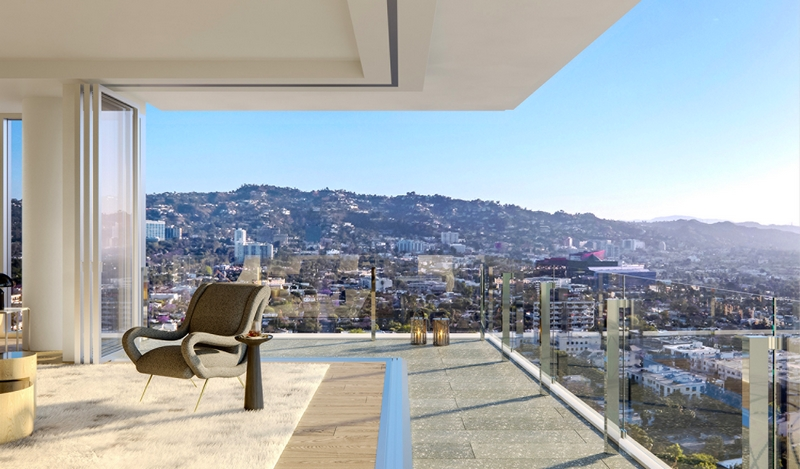 Four Seasons to Debut First-Ever Private Residences in Los Angeles at Gateway to Beverly Hills-2018-