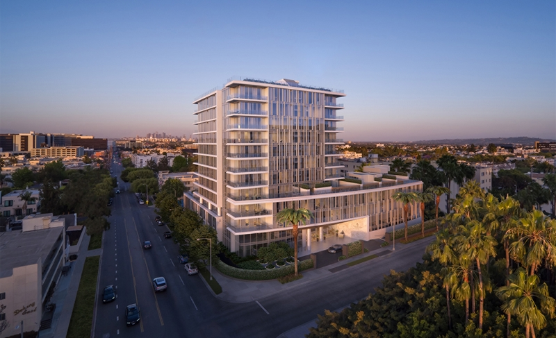Four Seasons to Debut First-Ever Private Residences in Los Angeles at Gateway to Beverly Hills-2018-0