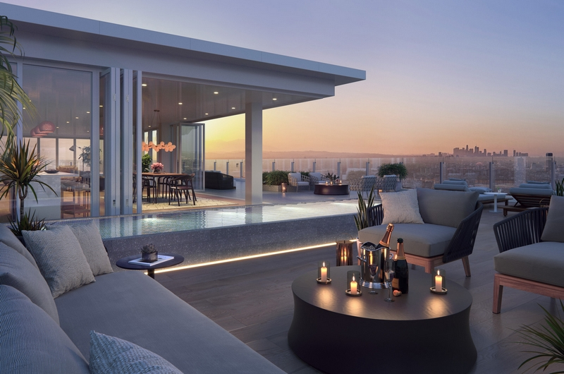 Four Seasons to Debut First-Ever Private Residences in Los Angeles at Gateway to Beverly Hills-2018-01