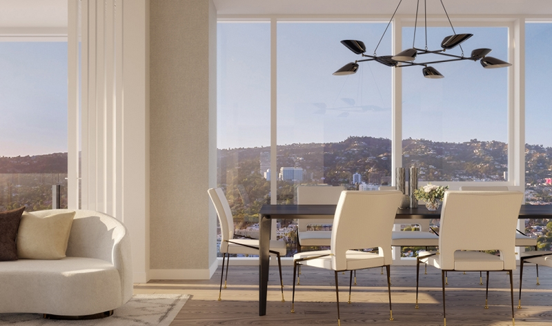 Four Seasons to Debut First-Ever Private Residences in Los Angeles at Gateway to Beverly Hills-2018