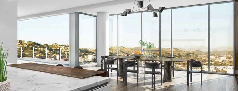 Four Seasons to Debut First-Ever Private Residences in Los Angeles at Gateway to Beverly Hills