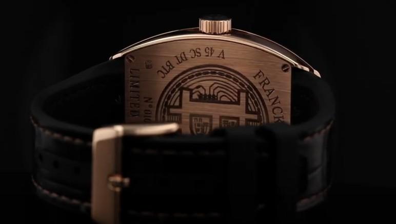Franck Muller Frank Muller Centurion Gold Watch 2019-