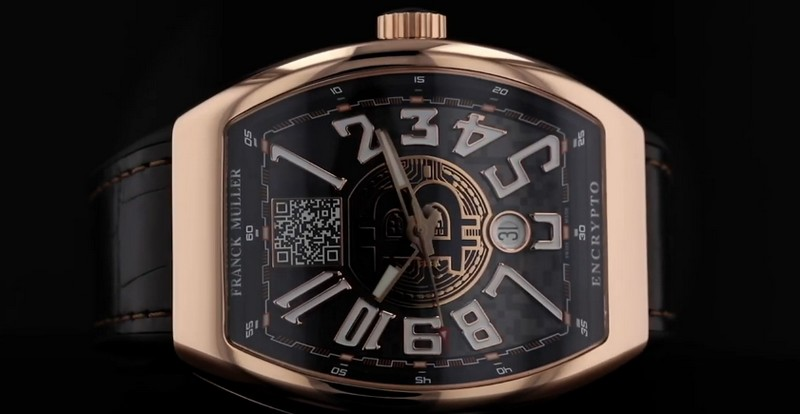 Franck Muller Frank Muller Centurion Gold Watch 2019