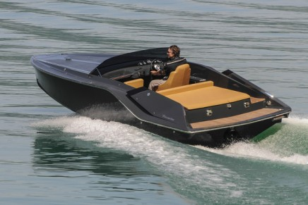 The Oscars of watersports at boot Düsseldorf 2015:  European Powerboat of the Year Awards. Nominations