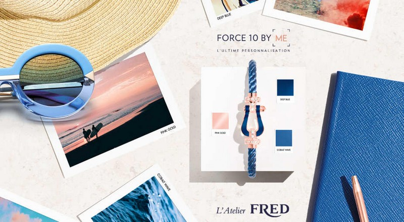 Fred launches playful customization service 2017
