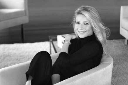 "Gwyneth Paltrow for Frederique Constant: ""We are well aligned in our Passion for Charity and Giving back"""