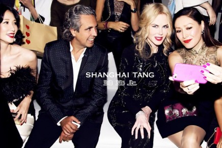 China Fashion Chic: Shanghai Tang aims to position luxury Chinese fashion on the world stage