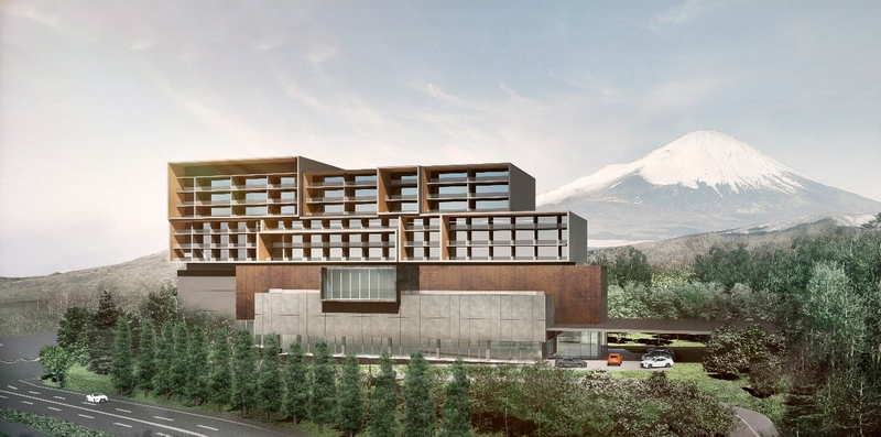 Fuji Speedway - The Unbound Collection by Hyatt Brand to Bring Luxury Hotel Experience to Japan's Historic Racing Circuit