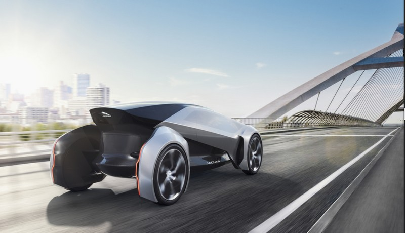 Fully autonomous but driveable, too. FUTURE-TYPE concept wheel-