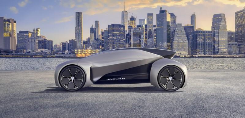 Fully autonomous but driveable, too. FUTURE-TYPE concept wheel--