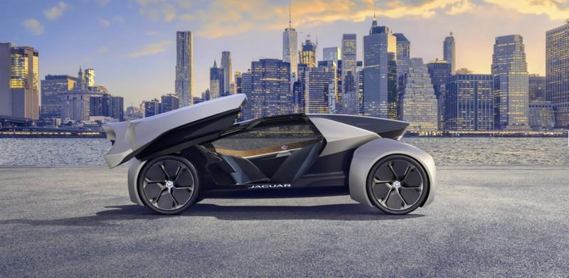 Fully autonomous but driveable, too. FUTURE-TYPE concept
