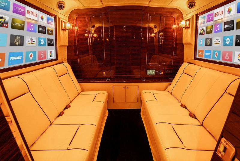 G77 Sky Master Private Boardroom