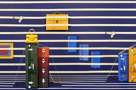 Goyard is opening a new comptoir in Monte Carlo in 2018