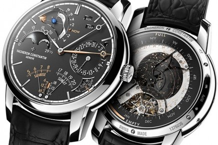 The Mechanical Exception Watch Prize of the Year goes to Vacheron Constantin Les Cabinotiers Celestia Astronomical Grand Complication 3600