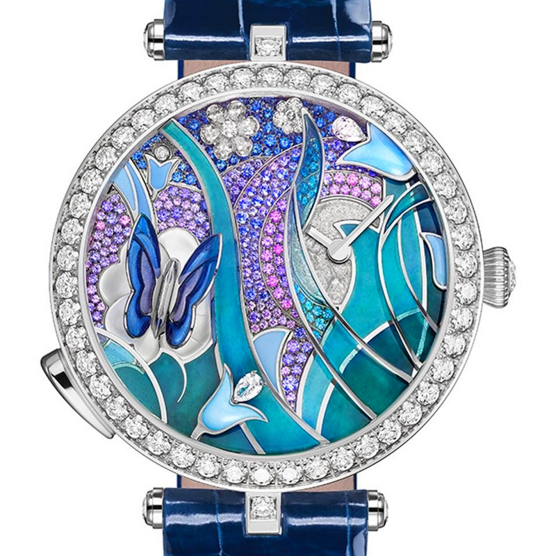 GPHG 2017 winners- Van Cleef & Arpels Lady Arpels Papillon Automate watch
