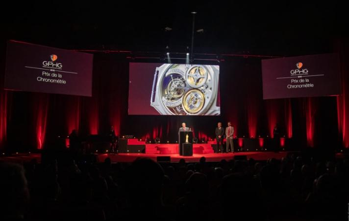 GPHG 2019 winners -prix de la chronometrie