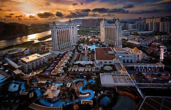 Galaxy Macau Casino=