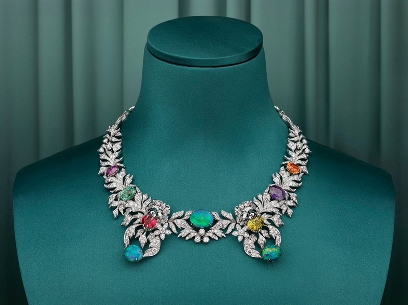 Garden of Delights the first Gucci High Jewelry collection by Alessandro Michele-