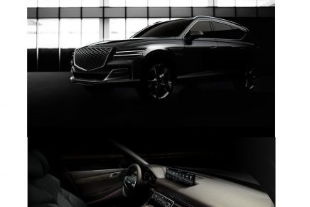 GV80, Genesis' first SUV, underscores the beauty of minimalism