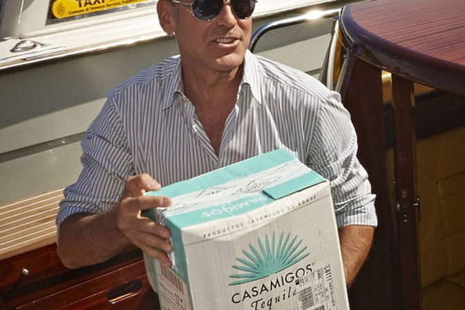 George Clooney sells his tequila company for up to $1bn