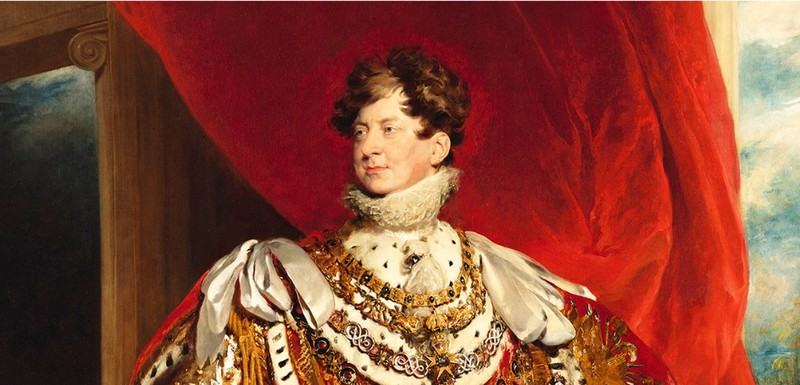 George IV Art & Spectacle is at the Queen's Gallery, Buckingham Palace