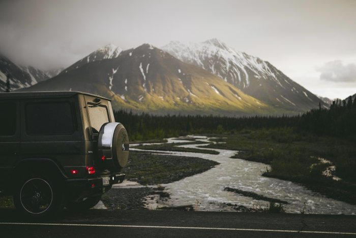 German Roamers, the photographic collective, for Mercedes-Benz x The North Face-2017-