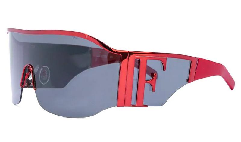 Gianfranco Ferre Vintage visor sunglasses 2019