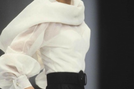 The white shirt according to me. Gianfranco Ferré's ...
